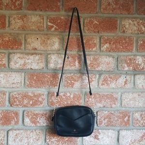 Annette lepore crossbody vegan leather bag